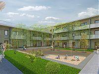 Wohnprojekt 'Wohnen mit Nachbarn' in Regensburg
