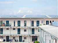 Das 'Haus mit Zukunft' in Burgweinting