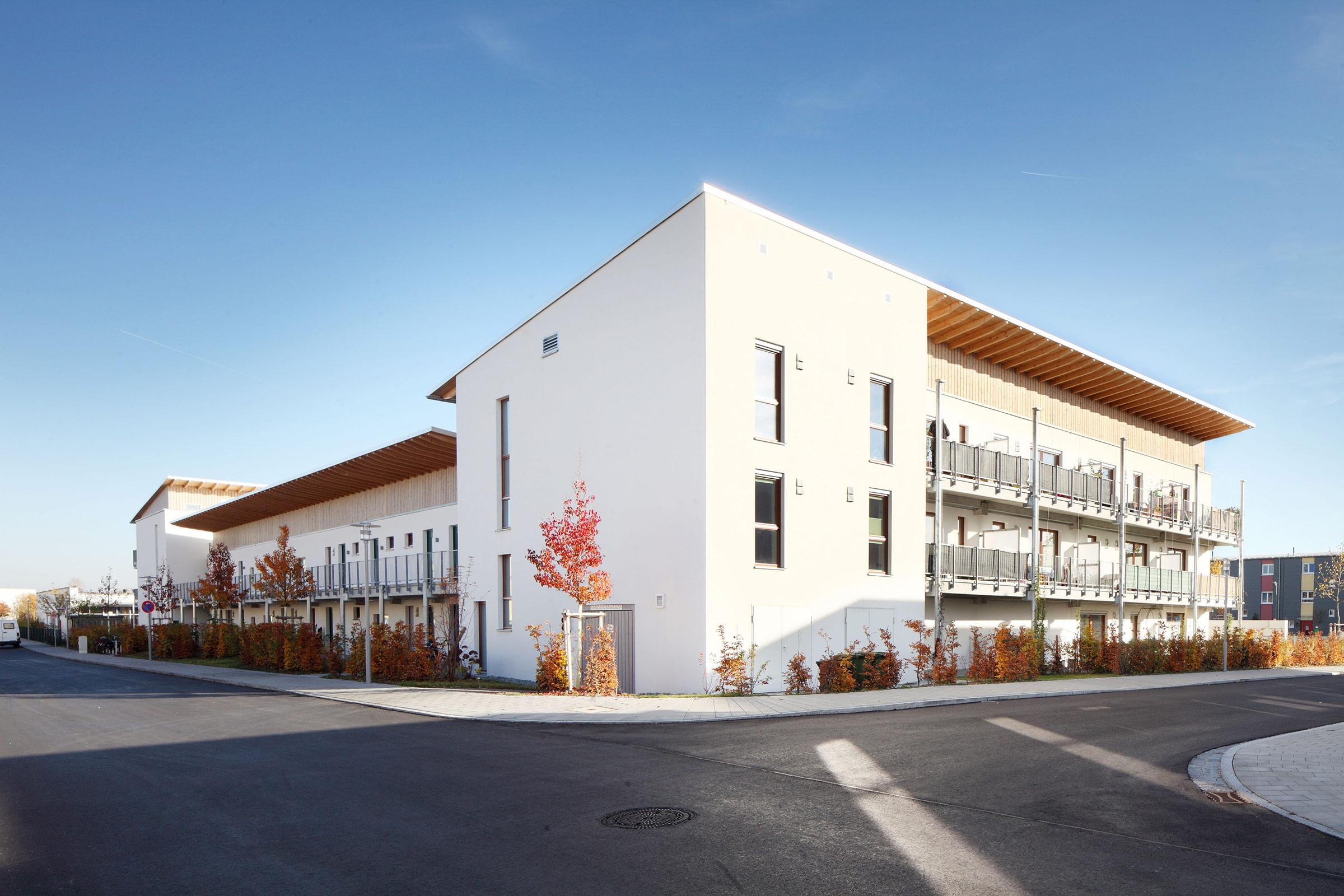 Nabau eG – Wohnraum für Regensburg