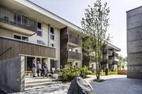 GeWoSchoen Landshut: Das Haus an der Isar